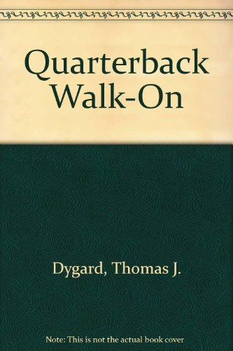 9780590328210: Quarterback Walk-On