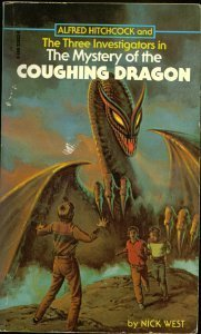 9780590328333: Alfred Hitchcock Three Investigators: The Mystery of the Coughing Dragon, Book 14