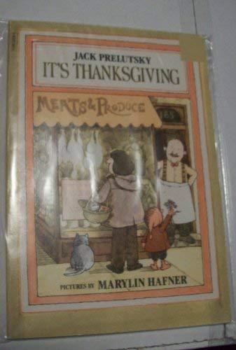 9780590328364: It's Thanksgiving