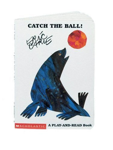 9780590328456: Catch the Ball (Play-and-Read Book)