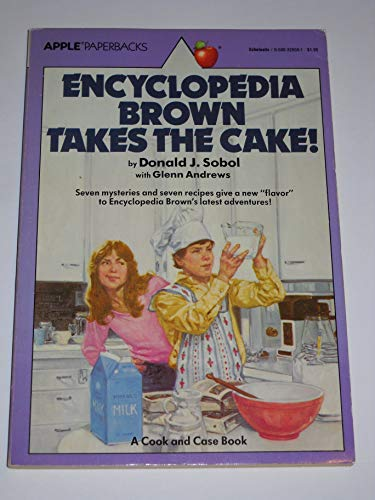 9780590328586: Encyclopedia Brown Takes the Cake (Encyclopedia Brown (Paperback))