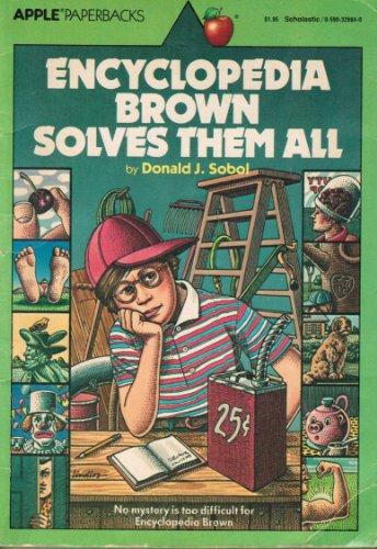 9780590328845: Encyclopedia Brown Solves Them All (Encyclopedia Brown (Paperback))