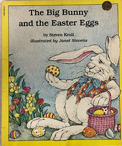 9780590329194: The Big Bunny and the Easter Eggs