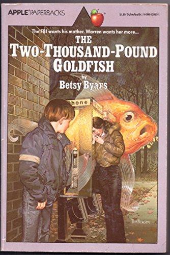 9780590329255: Two-Thousand Pound Goldfish