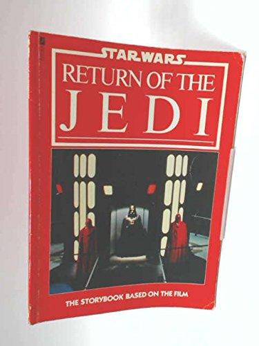 9780590329293: Return of the Jedi -1983 publication. [Paperback]