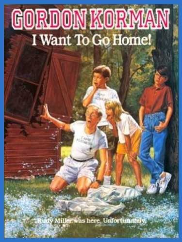 9780590330466: I Want to Go Home!