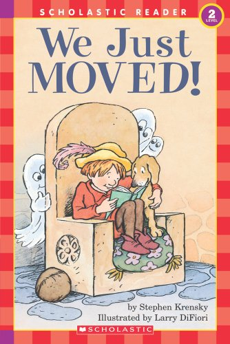 9780590331272: We Just Moved (level 2) (Hello Reader)