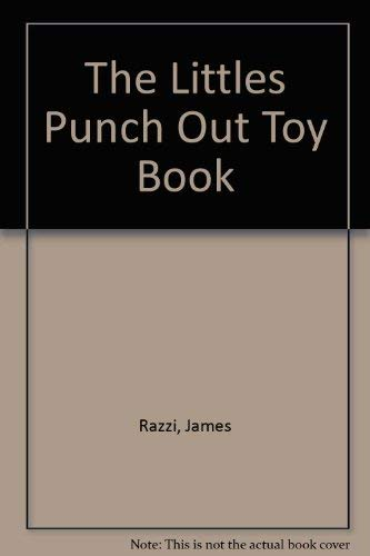 The Littles Punch Out Toy Book: Razzi, James