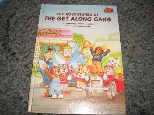 9780590331869: Adventures of the Get Along Gang