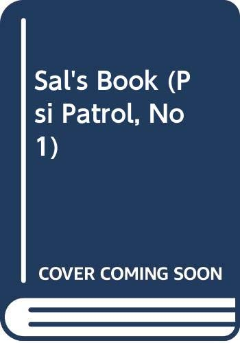 9780590332019: Sal's Book (Psi Patrol, No 1)