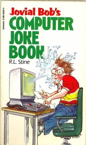 Jovial Bob's Computer Joke Book: Stine, R. L.