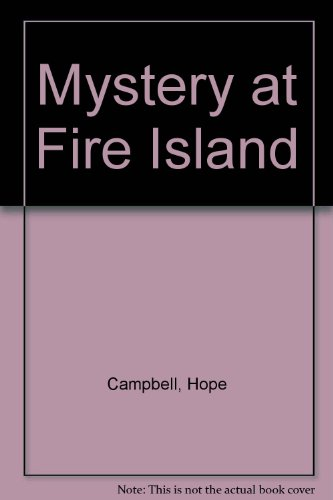 9780590332057: Mystery at Fire Island