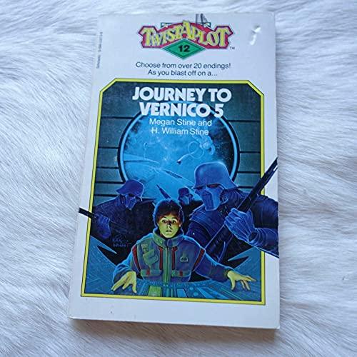 9780590332132: Journey to Vernico 5