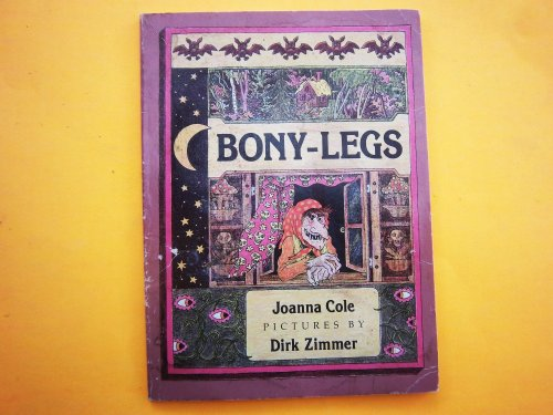 9780590332224: Bony-Legs