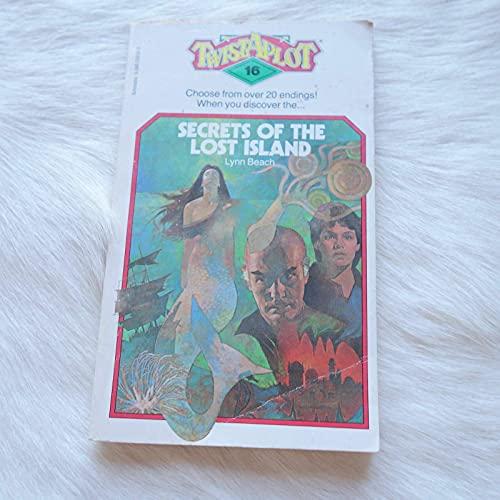 9780590332330: Secrets of the Lost Island (Twistaplot, No 16)