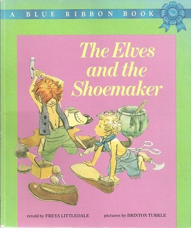 9780590333054: Elves and the Shoemaker