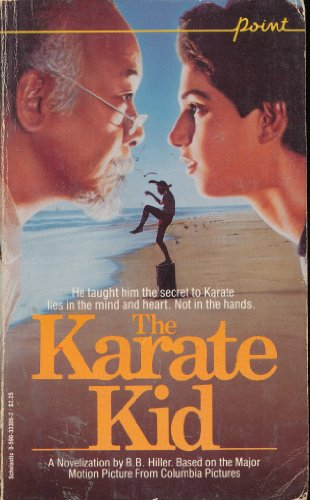9780590333061: The Karate Kid