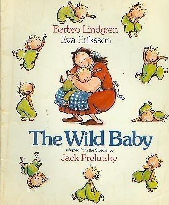 9780590333634: The Wild Baby