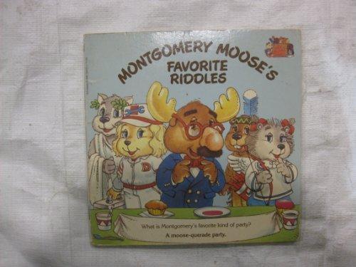 9780590334303: Montgomery Moose's Favorite Riddles