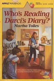 9780590334846: Who's Reading Darci's Diary?