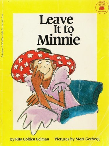 9780590336420: Leave It to Minnie (Hello Reader Series)