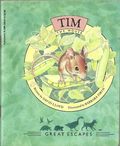 9780590336475: tim the mouse