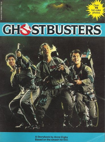 9780590336840: Title: The Ghostbusters Storybook