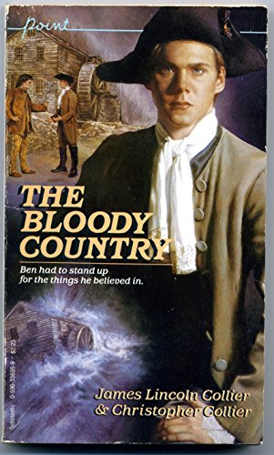 9780590336956: Bloody Country -Op/65