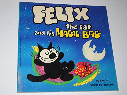 9780590337021: Felix the Cat and His Magic Bag