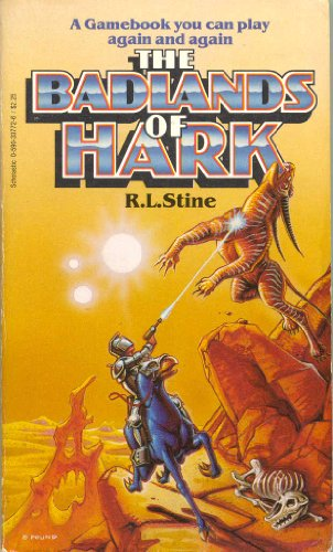 The Badlands of Hark: Stine, R. L.