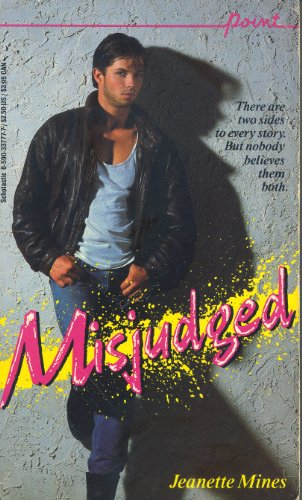 9780590337779: Misjudged (Point Paperback)