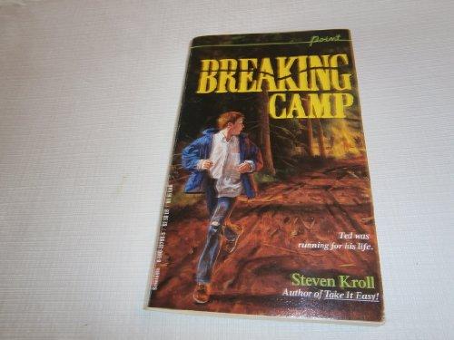 9780590337953: Breaking Camp