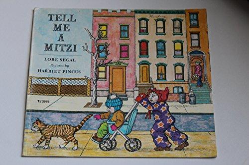 9780590338011: Tell Me a Mitzi