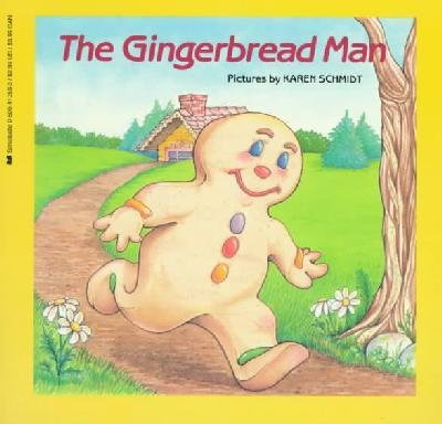 9780590338363: The Gingerbread Man