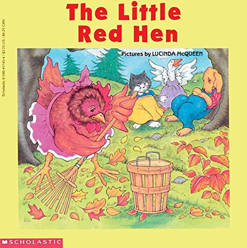9780590338370: The Little Red Hen