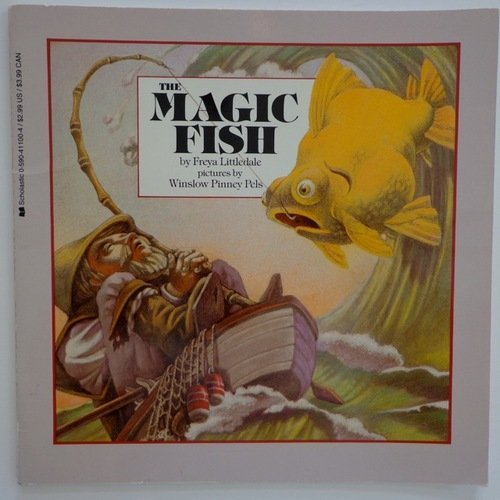 9780590338431: The Magic Fish (An Easy-to-Read Folktale)