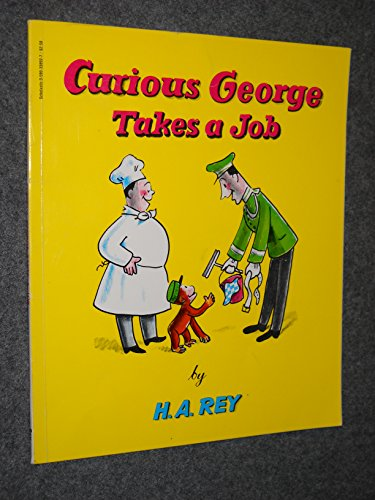 9780590338929: Curious George takes a job, H. A Rey, New Book