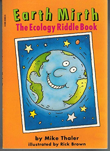 9780590339032: Earth Mirth: The Ecology Riddle Book