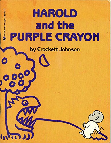 9780590339421: Harold and the Purple Crayon