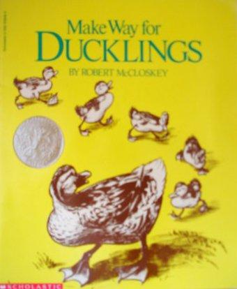 Make Way for Ducklings [Paperback] [Jan 01,: Robert McCloskey
