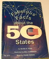 9780590339582: Fabulous Facts about Fifty States