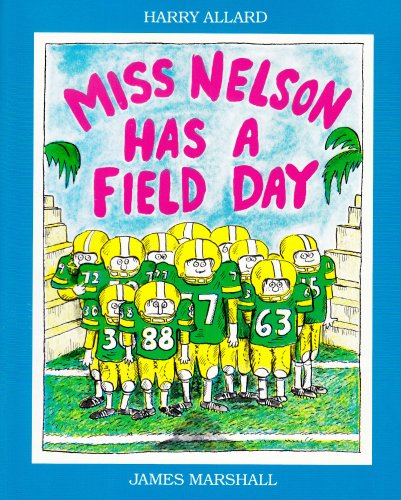 Miss Nelson Trio (3 Books) (0590339761) by Harry Allard