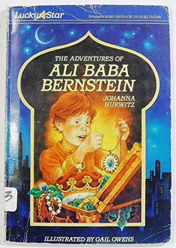 9780590339797: The Adventures of Ali Baba Bernstein (Lucky Star)