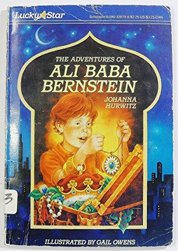 9780590339797: Adventures of Ali Baba Bernstein