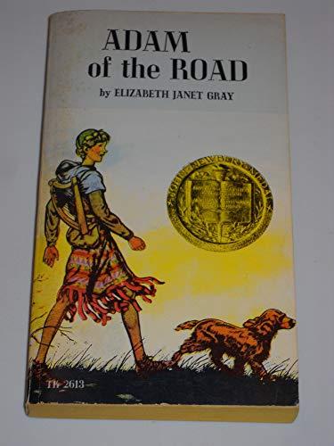 9780590339834: Adam of the Road