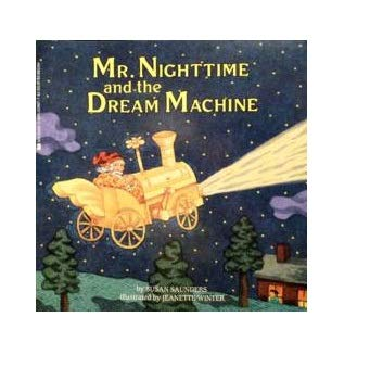 9780590339872: Mr. Nighttime and the Dream Machine