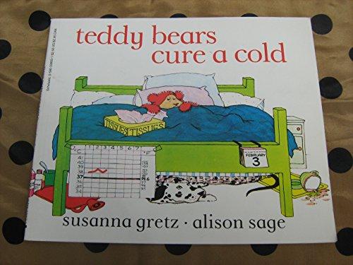 9780590339933: Teddy Bears Cure a Cold