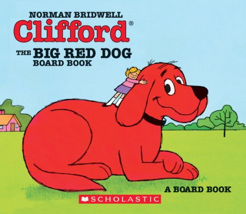 9780590341257: Clifford the Big Red Dog