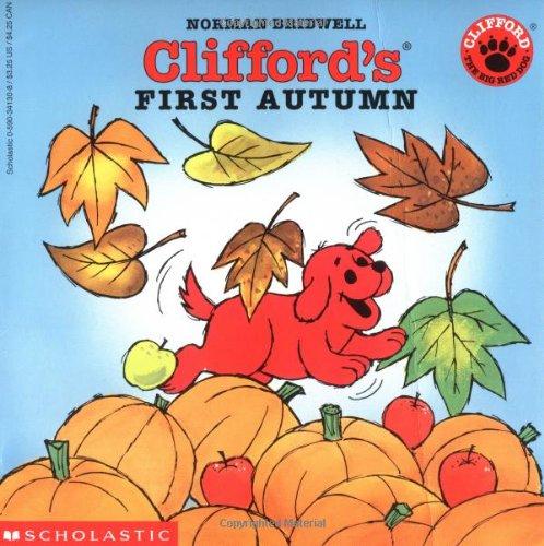 9780590341301: Clifford's First Autumn (Clifford 8x8)