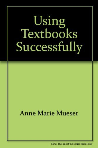 Using textbooks successfully (Scholastic scope/study skills) (0590341782) by Anne Marie Mueser